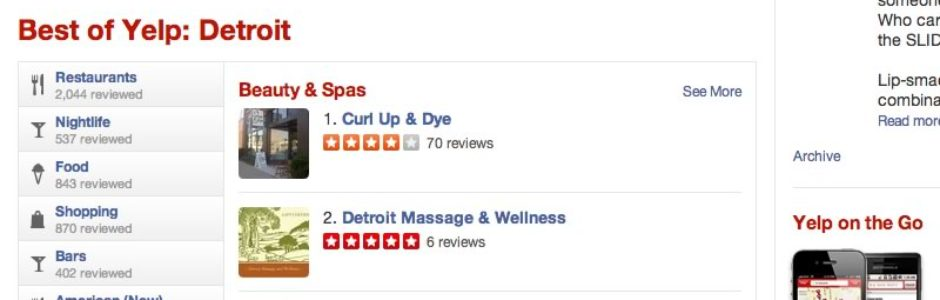 Make Yelp And Other Review Sites Work For You